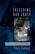 Cover for Exceeding Our Grasp