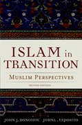 Cover for Islam in Transition