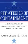 Cover for Strategies of Containment