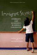 Cover for Immigrant Stories