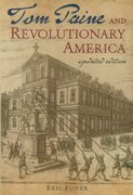Cover for Tom Paine and Revolutionary America