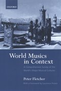 Cover for World Musics in Context