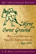 "Cover for ""Myne Owne Ground"""