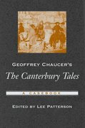 Cover for Geoffrey Chaucer