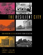 Cover for The Resilient City