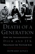 Cover for Death of a Generation
