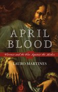Cover for April Blood