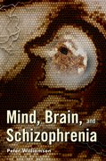 Cover for Mind, Brain, and Schizophrenia