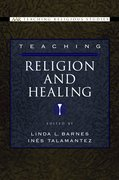 Cover for Teaching Religion and Healing