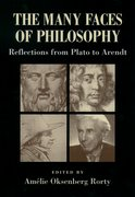 Cover for The Many Faces of Philosophy