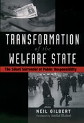 Cover for Transformation of the Welfare State