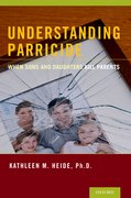 Cover for Understanding Parricide