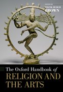 Cover for The Oxford Handbook of Religion and the Arts