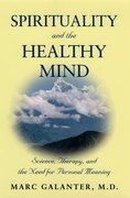 Cover for Spirituality and the Healthy Mind