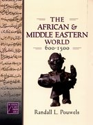Cover for The African and Middle Eastern World, 600-1500