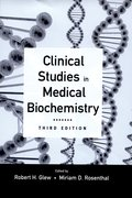 Cover for Clinical Studies in Medical Biochemistry