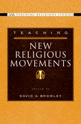 Cover for Teaching New Religious Movements