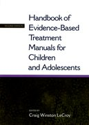 Cover for Handbook of Evidence-Based Treatment Manuals for Children and Adolescents