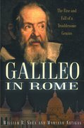 Cover for Galileo in Rome