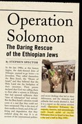 Cover for Operation Solomon