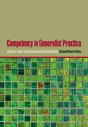 Cover for Competency in Generalist Practice