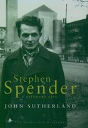 Cover for Stephen Spender