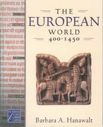 Cover for The European World, 400-1450