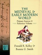 Cover for The Medieval and Early Modern World