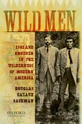 Cover for Wild Men