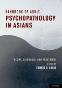 Cover for Handbook of Adult Psychopathology in Asians