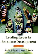 Cover for Leading Issues in Economic Development