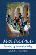 Cover for Adolescence