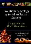 Cover for Evolutionary Ecology of Social and Sexual Systems
