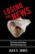 Cover for Losing the News