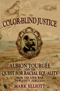 Cover for Color Blind Justice