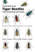 Cover for A Field Guide to the Tiger Beetles of the United States and Canada