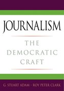 Cover for Journalism
