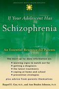 Cover for If Your Adolescent Has Schizophrenia