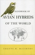 Cover for Handbook of Avian Hybrids of the World