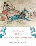 Cover for Handbook to Life in Ancient Mesopotamia