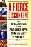 Cover for A Fierce Discontent