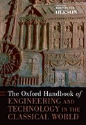 Cover for The Oxford Handbook of Engineering and Technology in the Classical World