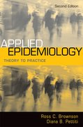 Cover for Applied Epidemiology
