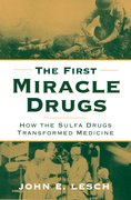 Cover for The First Miracle Drugs