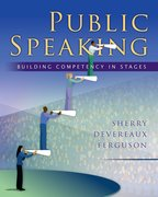 Cover for Public Speaking