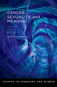 Cover for Gender, Sexuality, and Meaning