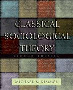 Cover for Classical Sociological Theory