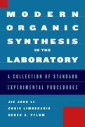 Cover for Modern Organic Synthesis in the Laboratory