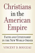 Cover for Christians in the American Empire