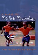 Cover for A Primer in Positive Psychology